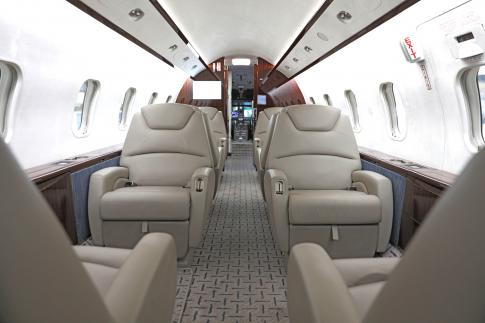 Aircraft for Sale in Canada: 2008 Bombardier Challenger 300 - 3