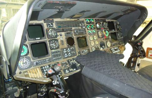 Off Market Aircraft in Brazil: 1990 Sikorsky S-76A++ - 3