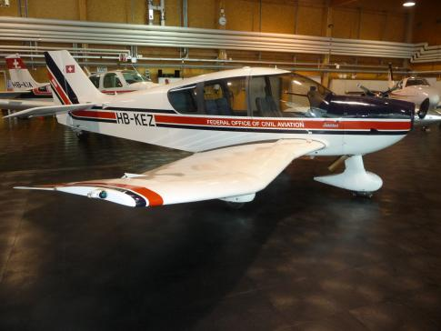 Off Market Aircraft in Switzerland: 1999 Robin DR 500 - 1