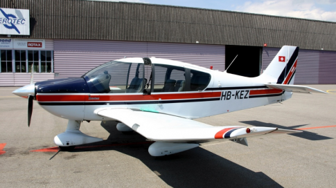 Off Market Aircraft in Switzerland: 1999 Robin DR 500 - 2