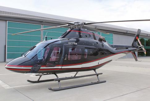 Aircraft for Sale in United States: 2011 Agusta A119