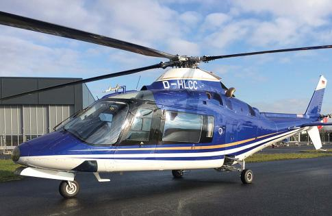 Aircraft for Sale in Germany: 1987 Agusta A109A II - 1