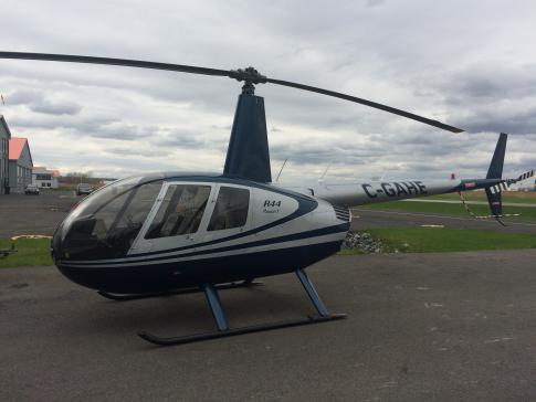 Aircraft for Sale in Quebec: 2009 Robinson R-44 - 1