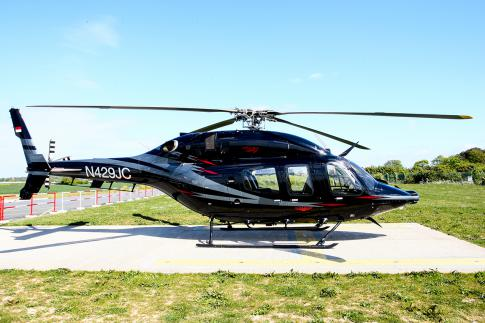 Off Market Aircraft in UK: 2010 Bell 429 - 1