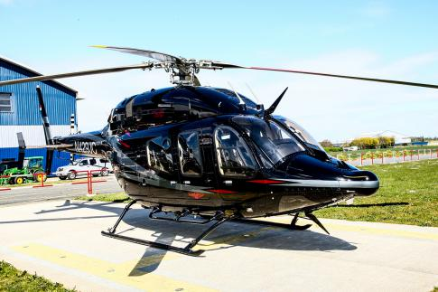 Off Market Aircraft in UK: 2010 Bell 429 - 2