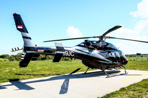 Off Market Aircraft in UK: 2010 Bell 429 - 3