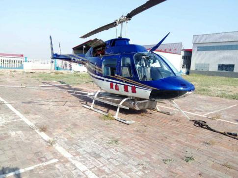 Aircraft for Sale in China: 1995 Bell 206B3 JetRanger III