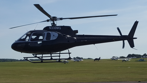 Off Market Aircraft in UK: 1991 Eurocopter AS 350BA - 2