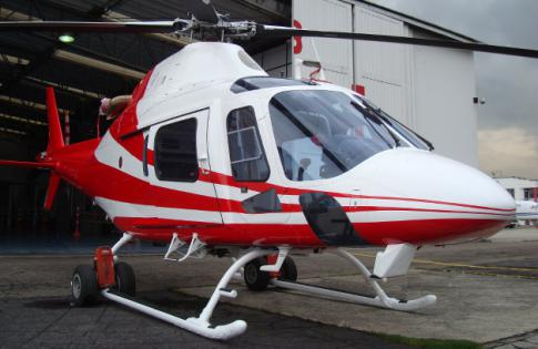 Off Market Aircraft in Colombia: 2009 Agusta Koala - 1