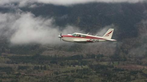 Aircraft for Sale in British Columbia: 1964 Piper Comanche - 1
