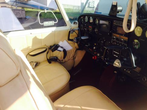 Aircraft for Sale in British Columbia: 1964 Piper Comanche - 3
