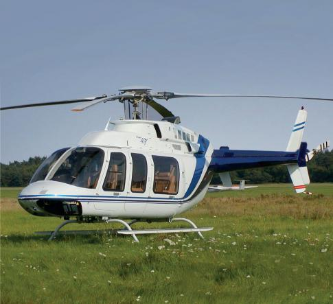 Off Market Aircraft in Germany: 1998 Bell 407 - 1