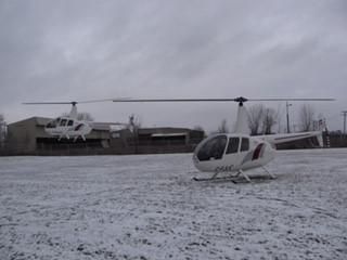 Off Market Aircraft in Quebec: 2009 Robinson R-44 - 1