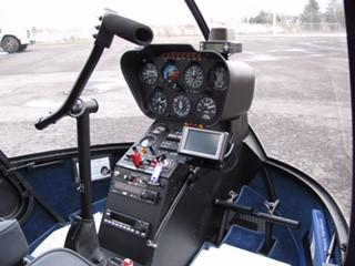 Off Market Aircraft in Quebec: 2009 Robinson R-44 - 2