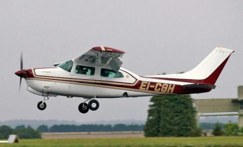 Off Market Aircraft in Ireland: 1979 Cessna 210N - 1