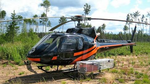 Aircraft for Sale in British Columbia, Canada: 2008 Eurocopter AS 350B2 Ecureuil