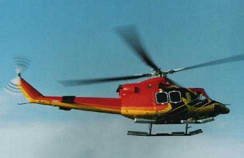 Off Market Aircraft in Peru: 2004 Bell 412EP - 2