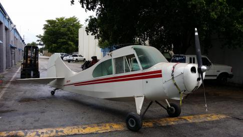 Off Market Aircraft in Florida: 1947 Aeronca 7AC - 1