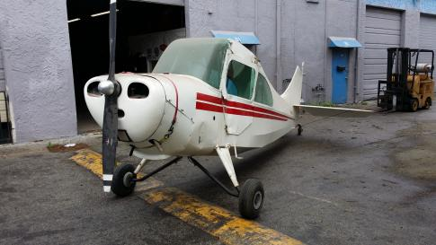 Off Market Aircraft in Florida: 1947 Aeronca 7AC - 2