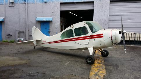 Off Market Aircraft in Florida: 1947 Aeronca 7AC - 3