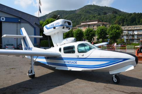 Aircraft for Sale in Italy: 1988 Lake LA-270T - 2