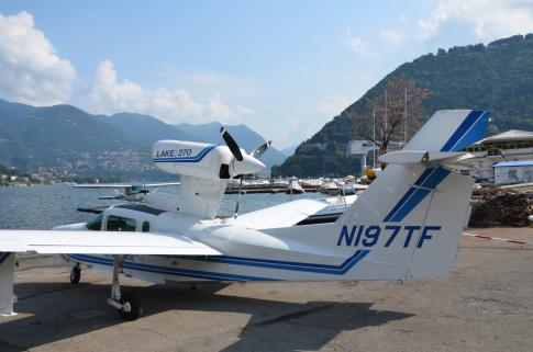 Aircraft for Sale in Italy: 1988 Lake LA-270T - 3
