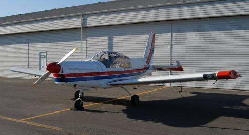 Off Market Aircraft in British Columbia: 1993 Zlin Aerospace Z-142C - 1
