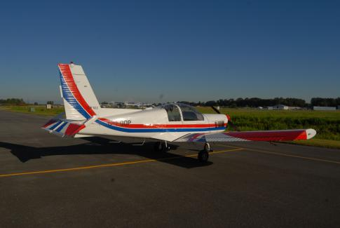 Off Market Aircraft in British Columbia: 1993 Zlin Aerospace Z-142C - 2