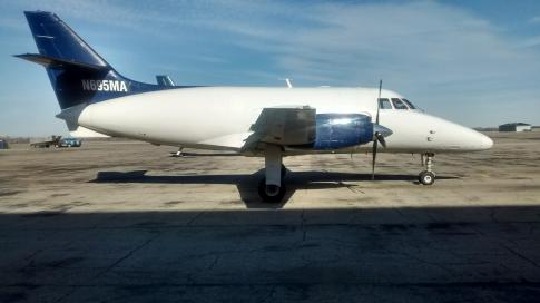 Off Market Aircraft in Michigan: 1986 BAe Jetstream - 2