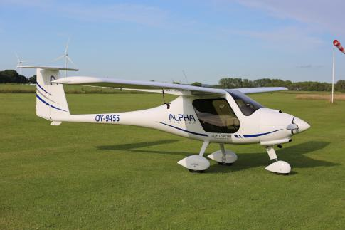 Aircraft for Sale in Denmark: 2013 Pipistrel ALPHA Trainer - 1