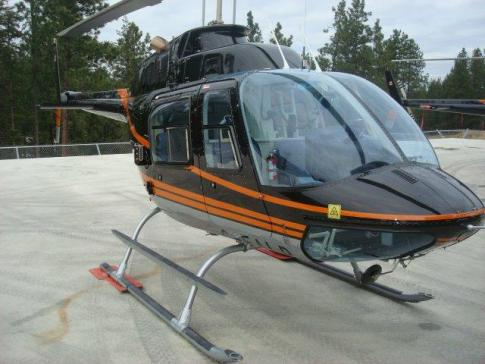 Off Market Aircraft in Canada: 1977 Bell 206B3 - 1