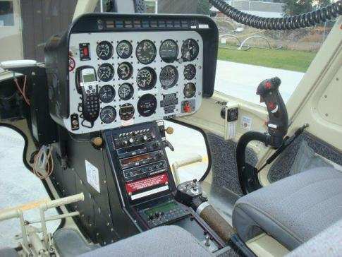 Off Market Aircraft in Canada: 1977 Bell 206B3 - 3