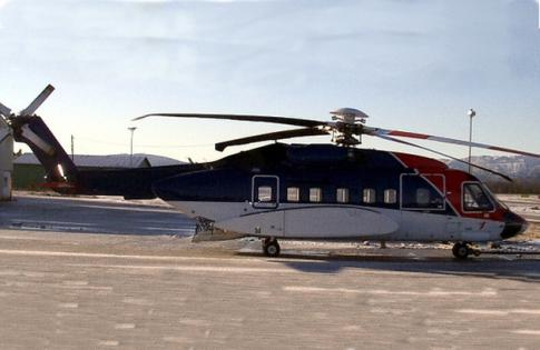 Aircraft for Sale/Lease in Norway: 2005 Sikorsky S-92 - 1
