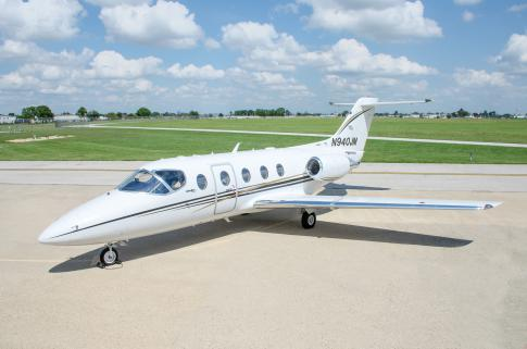 Off Market Aircraft in Indiana: 2006 Hawker Siddeley 125-400XP - 1