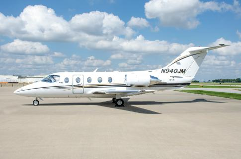Off Market Aircraft in Indiana: 2006 Hawker Siddeley 125-400XP - 2