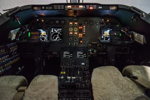 Off Market Aircraft in Indiana: 2006 Hawker Siddeley 125-400XP - 3