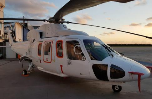 Aircraft for Sale in Brazil: 2003 Sikorsky S-76C+