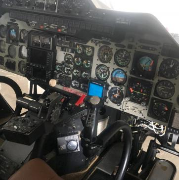 Off Market Aircraft in USA: 1987 Bell 222B - 2