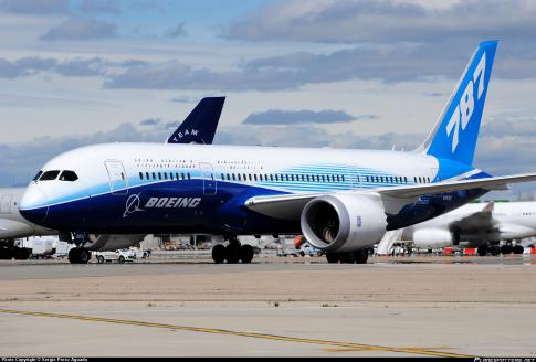 Off Market Aircraft in USA: 2017 Boeing 787 - 1