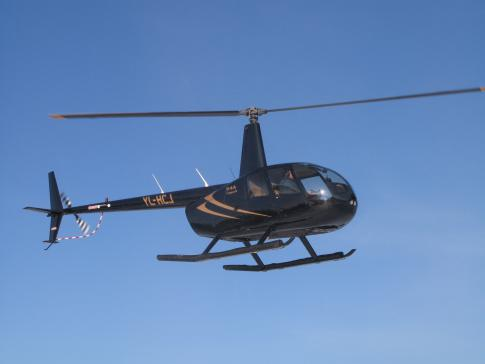 Off Market Aircraft in Latvia: 2007 Robinson R-44 - 1