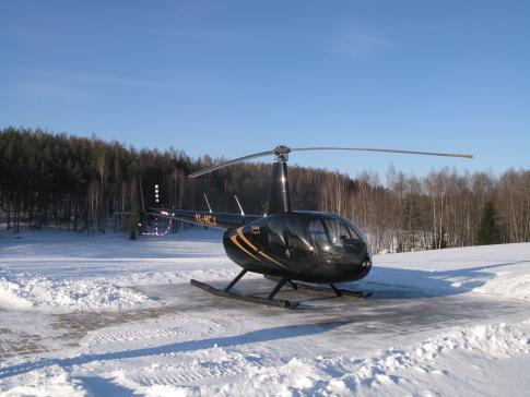 Off Market Aircraft in Latvia: 2007 Robinson R-44 - 2