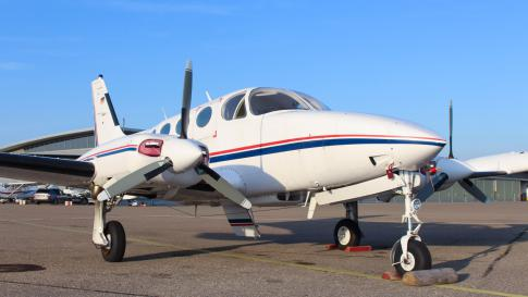 Aircraft for Sale in Germany: 1981 Cessna 340A-II - 2