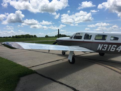 Aircraft for Sale in clinton, Missouri, United States (gly): 1978 Piper PA-32RT-300 Lance II