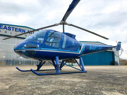 Off Market Aircraft in UK: 2003 Enstrom F-480B - 2