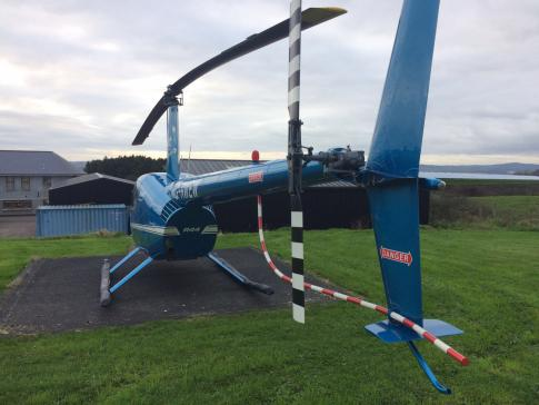 Off Market Aircraft in Antrim: 2006 Robinson Clipper II - 3