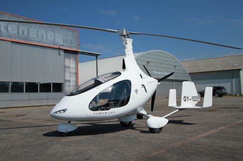 Aircraft for Sale in Roskilde, Denmark (EKRK): 2014 Autogyro Gmbh. Cavalon