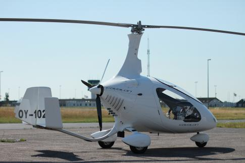 Aircraft for Sale in Denmark: 2014 Autogyro Gmbh. Cavalon - 2