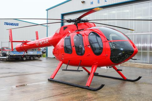 Aircraft for Sale in UK: 2008 McDonnell Douglas 600N - 2