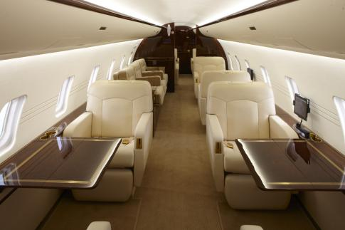 Off Market Aircraft in Canada: 2011 Bombardier Challenger 850ER - 2