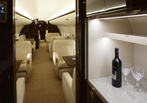 Off Market Aircraft in Canada: 2011 Bombardier Challenger 850ER - 3